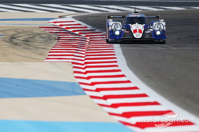 """Lynn says first LMP1 experience """"a bit special"""""""