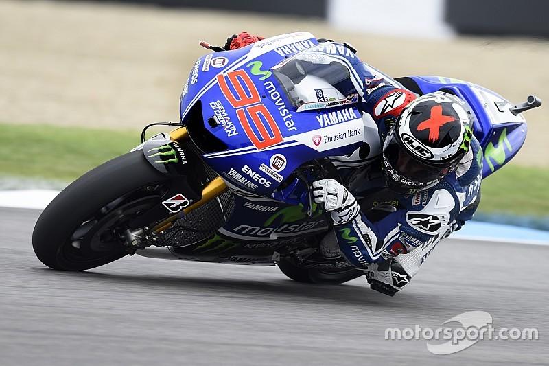 """Lorenzo: """"não terei problema com nenhum piloto em 2016"""""""