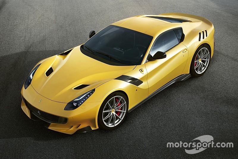 Video: Zo klinkt de jankende V12 van de Ferrari F12tdf