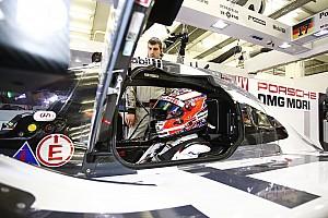 Ле-Ман Интервью Эванс хочет заменить Хюлькенберга в Porsche