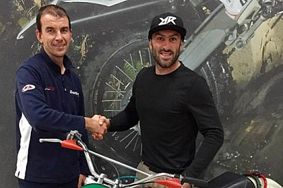 Alex Salvini passa alla Beta nella stagione 2016