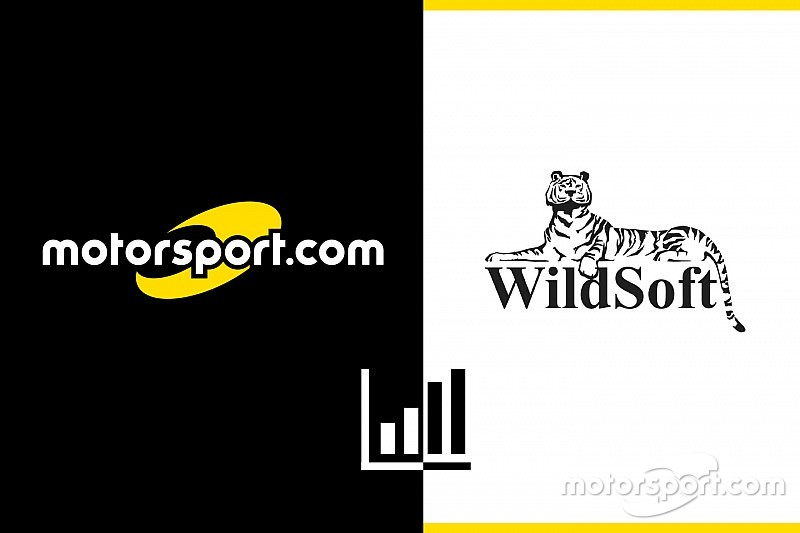 Motorsport.com erwirbt digitale Formel-1-Datenbank Wildsoft