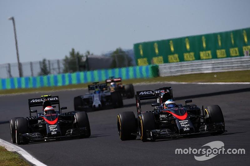 "Button: Alonso a ""bigger challenge"" than Hamilton"