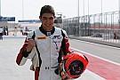 Abu Dhabi GP3: Ocon takes pole and championship lead