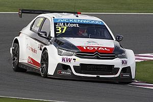 WTCC Qualifying report Qatar WTCC: Lopez clinches seventh pole of the season