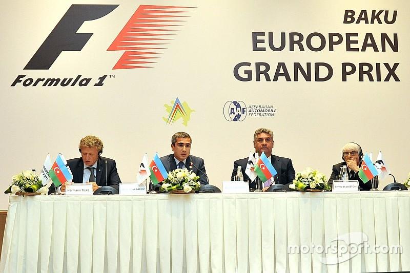 """В Баку не знали о совпадении гонок с """"Ле-Маном"""""""