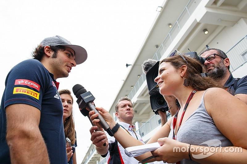 Сайнс утверждает, что ничего не говорил о Ferrari