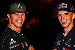 World Rallycross Résumé de course Manche 1 - Solberg prend une première option