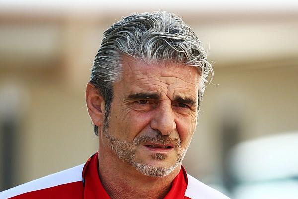 """Maurizio Arrivabene: """"Jetzt ist Ferrari ein Team"""""""