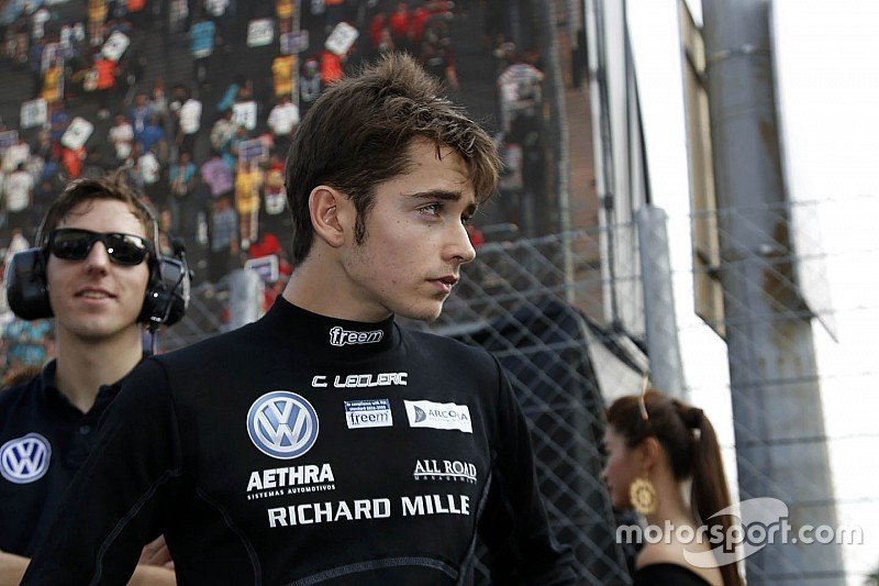 Leclerc pode ser novo piloto de desenvolvimento da Haas