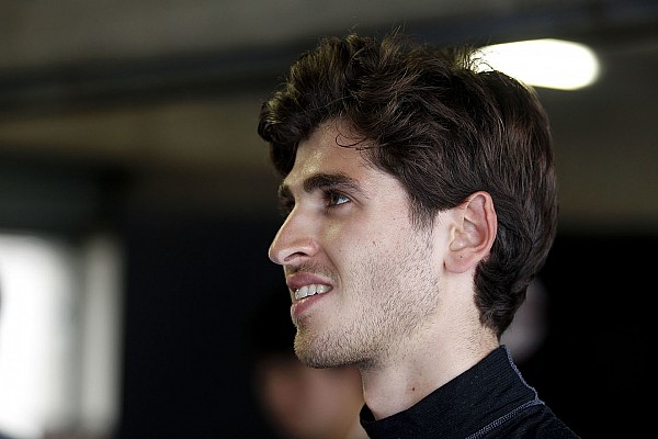 Giovinazzi, Janosz added to GP2 test line-up