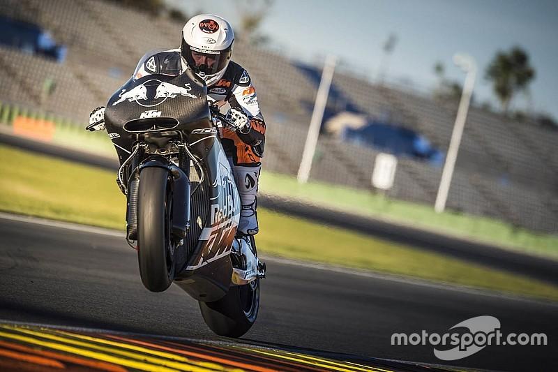 KTM-Testfahrer Mika Kallio hofft auf MotoGP-Comeback