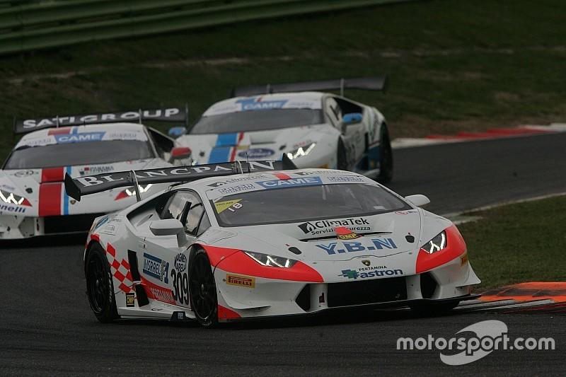 Il Tricolore GT abbraccia la Huracán Super Trofeo