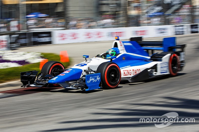 Conor Daly eager for deal with Dale Coyne Racing