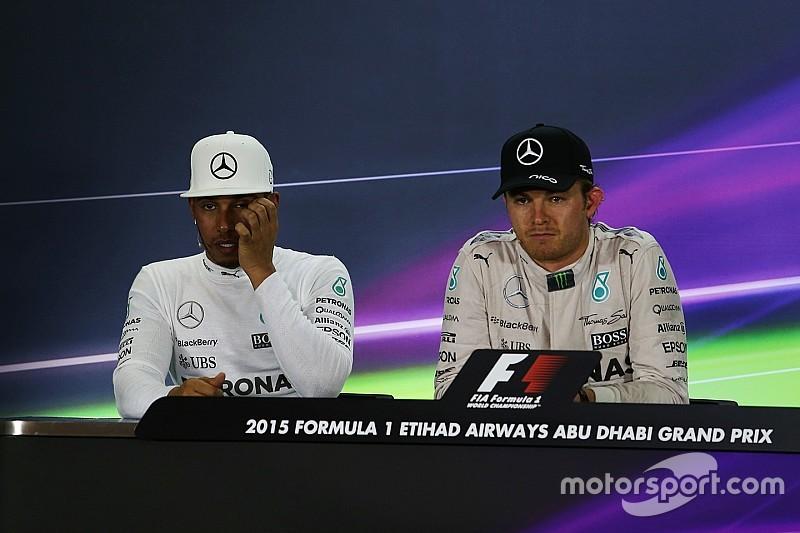 """Lewis: """"Tensione con Nico? Abbiamo vinto 16 gare!"""""""