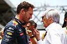 Ecclestone insiste em motor alternativo para a F1 em 2017