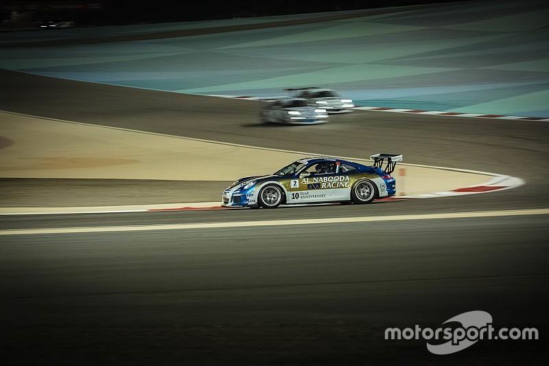 جيفري شميد يُحقّق الفوز في السباق الأوّل على حلبة الريم السعودية