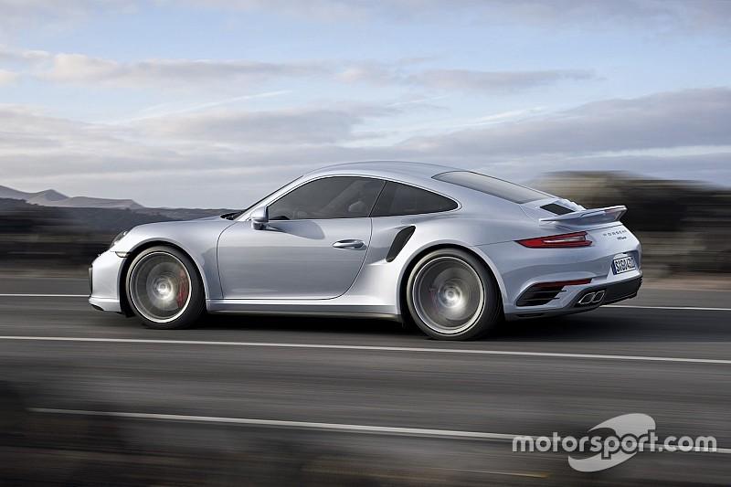 Porsche 911 Turbo e Turbo S, sotto la soglia del 3