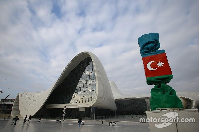 Análisis: El plan de Azerbaiyán para su carrera de F1