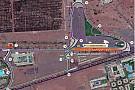 Modificato il tracciato di Marrakech