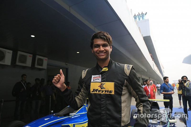 Season Review: Prasad races to third JK Racing title
