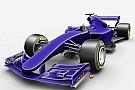 Confira como poderá ser o novo F1 para 2017