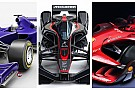 Veja e compare visões do futuro da F1 e do automobilismo