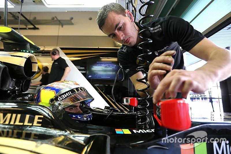 Lotus defiende a pilotos y reduce el riesgo de despido con Renault