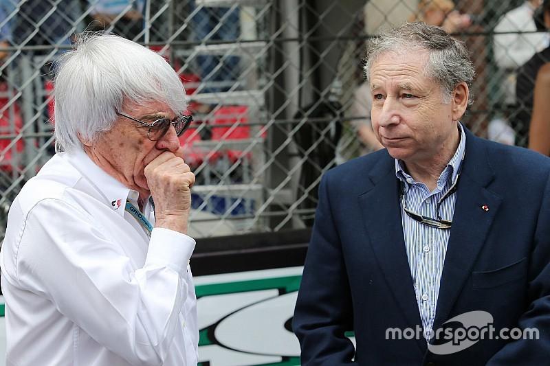 Moteurs - Ecclestone suggère à Todt de ne plus s'occuper de la F1