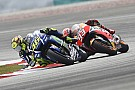 Rossi desiste de apelação contra punição em Sepang