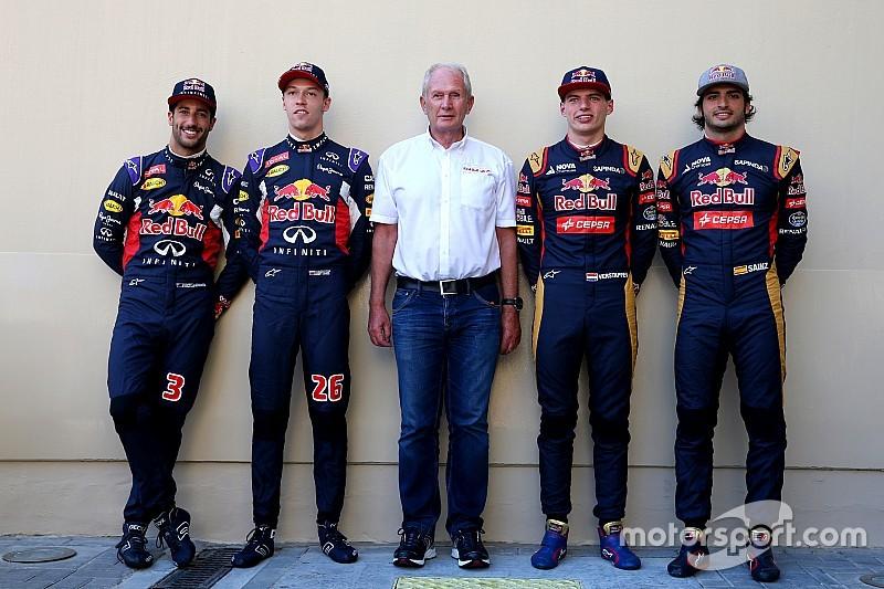 """Marko: """"Absoluut de beste Toro Rosso line-up ooit"""""""