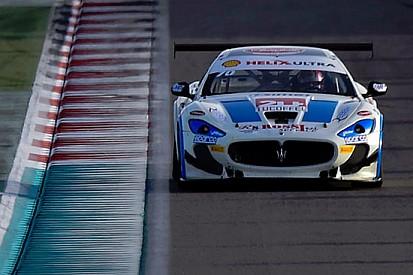 Sernagiotto manda in archivio il Trofeo Maserati