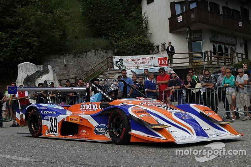 Una Osella PA2000-Honda per il Team CMS