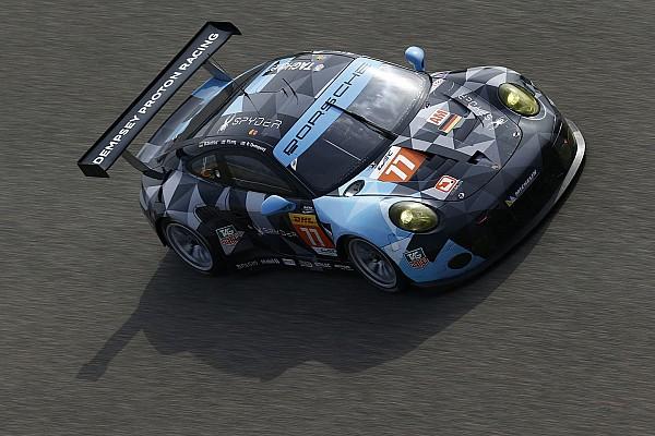 Proton Dempsey Racing défendra les couleurs de Porsche en 2016