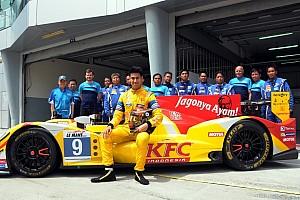 亚洲勒芒 突发新闻 吉奥瓦纳齐:在亚洲初尝运动车赛