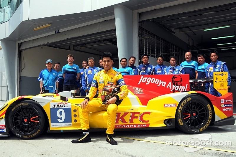 吉奥瓦纳齐:在亚洲初尝运动车赛