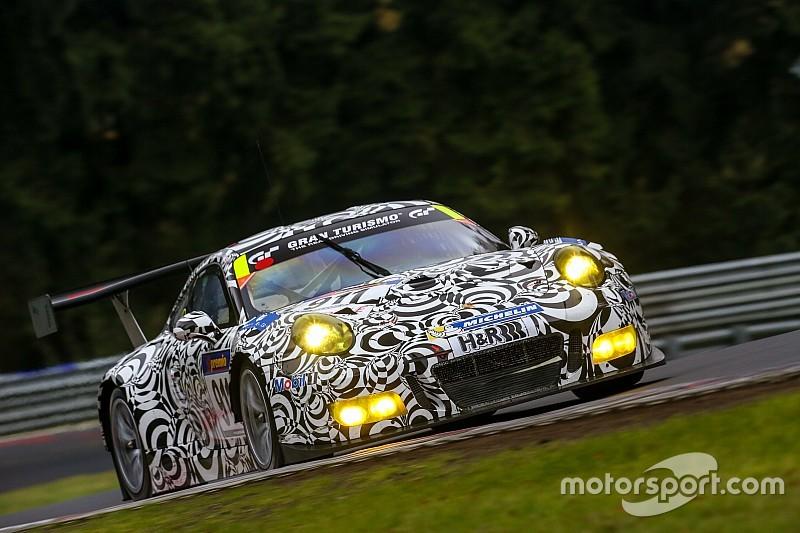 Porsche mit Werkseinsatz beim 24-Stunden-Rennen am Nürburgring