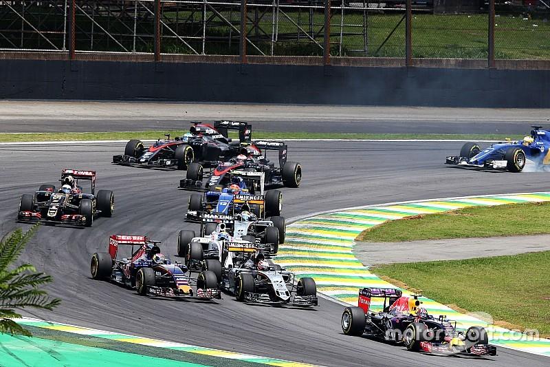 La F1 considera plan de tres motores por temporada