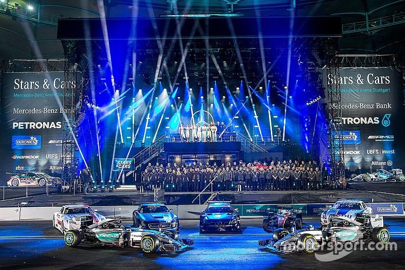 Мнение: почему шоу Stars & Cars превзошло Гонку чемпионов