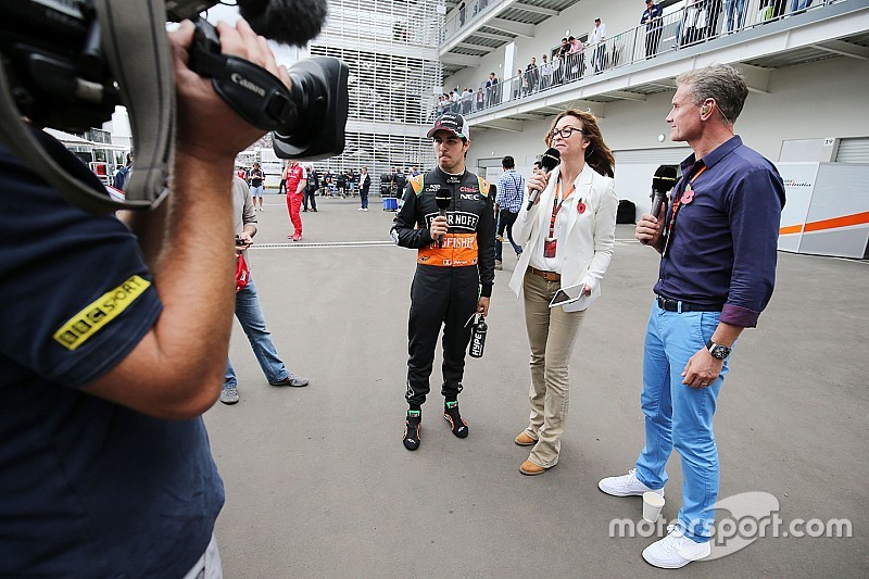 ITV重拾F1转播?