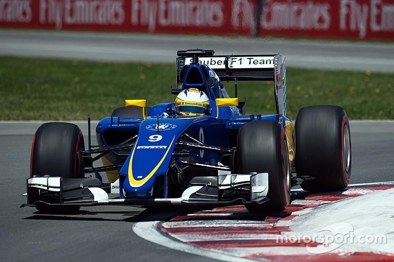 Ericsson admits slow start to 2015 hurt him