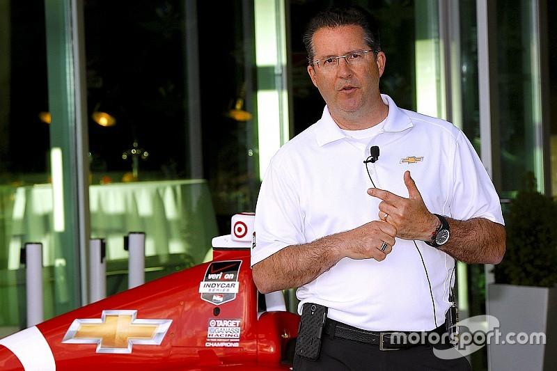 Q&A with the man behind Chevrolet's triumphant IndyCar return