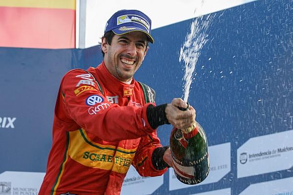 Formel E Lucas di Grassi und ABT: Platz zwei fast wie ein Sieg