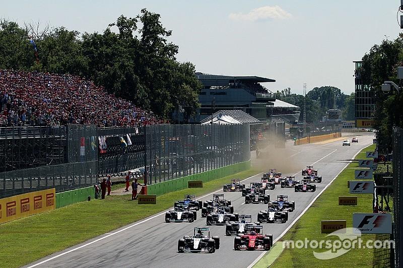 Parte oggi la prevendita per il GP d'Italia di F.1