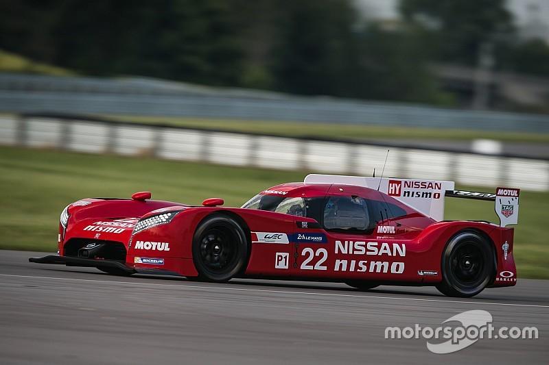 """Piquet habla de Nissan en el WEC, """"sólo una prueba"""""""