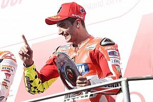 MotoGP Contenu spécial Bilan 2015 - Andrea Iannone aux portes de la gloire