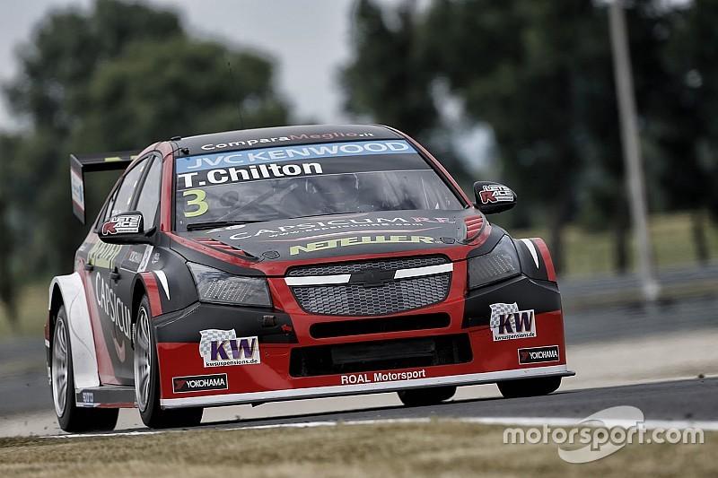 Chilton listo para unirse a Sebastien Loeb Racing