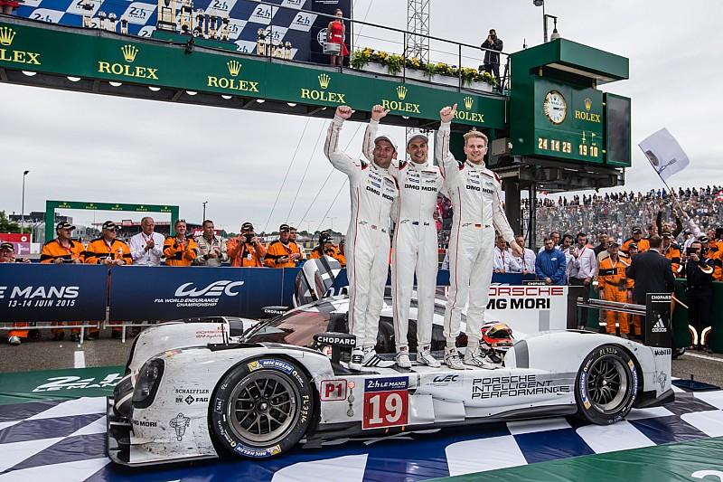 Las mejores historias de 2015; #8: Porsche gana Le Mans y acaba dominio de Audi