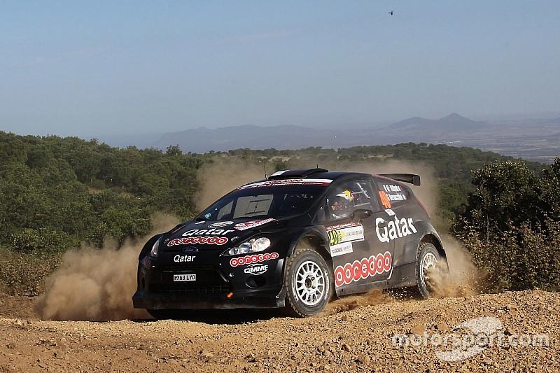Al-Attiyah sale del WRC2 para centrarse en los Juegos Olímpicos