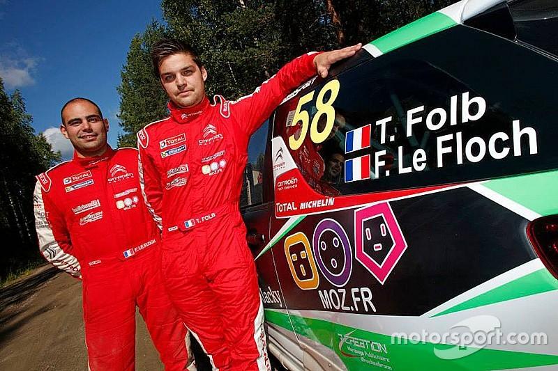 Terry Folb correrà con il Team Loeb nel WRC Junior